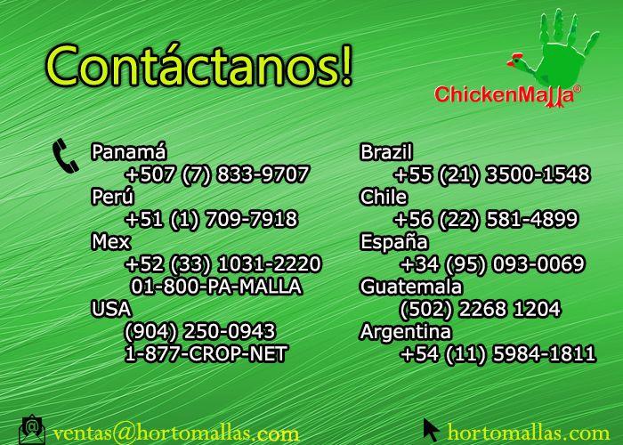 escríbenos a ventas@hortomalals para más información sobre como mejorar tu gallinero